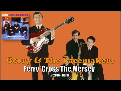 Gerry & The Pacemakers - Ferry 'Cross The Mersey (Karaoke)