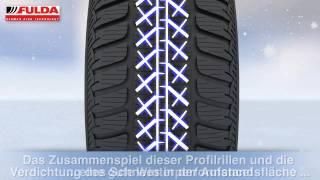 Erklärung - Snow Catcher-Technologie - Fulda Kristall Control HP Winterreifen
