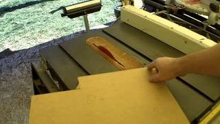 Part 2 Of 8- Building A Planer Feed Table And Stand