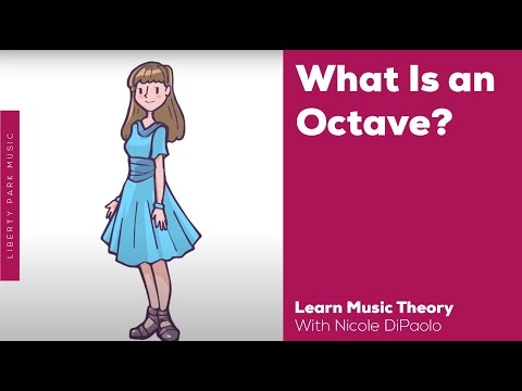 What is an Octave? | Music Theory | Video Lesson