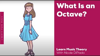 what is an Octave?  Music Theory  Video Lesson