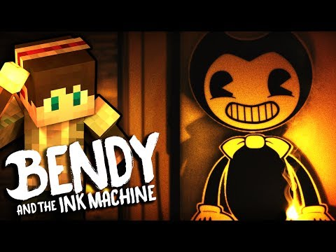 Bendy Veut Me Tuer ! - Bendy And The Ink Machine