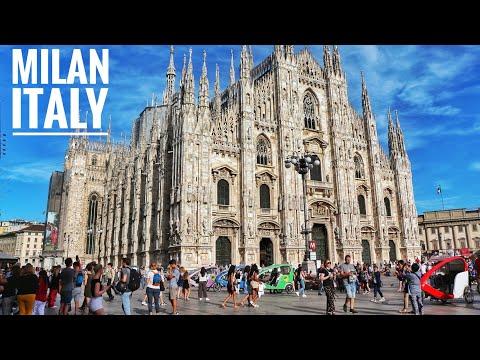 Milan, Italy | Milano City Center | Milan Cathedral - Duomo di Milano | Galleria Vittorio Emanuele