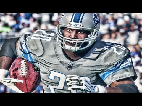 THANKSGIVING BARRY SANDERS!! 95 SPEED INSANE RUN | MADDEN 18 ULTIMATE TEAM GAMEPLAY EPISODE 33