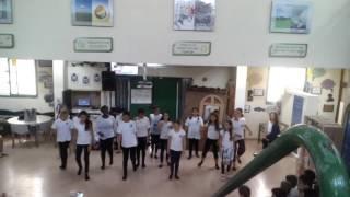 טקס יום ירושלים 2016 בית ספר גני אביב
