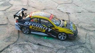 Super Drift RC Sports Car | Kids Play With Remote Control Drifting Car
