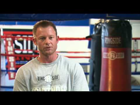 Ringside NZ Fight Night IV Contender Paul Nelson