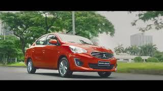 Why choose between being practical and fun? You can have it both with Mitsubishi Mirage G4! thumbnail
