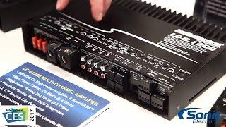 AudioControl LC-6.1200 Car Audio Amplifier w/ Built-In AccuBASS   CES 2017
