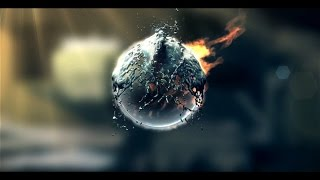 Fire & Water Splash Logo Intro #24 Sony Vegas