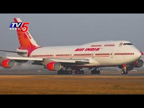 Air India Plane Emergency Landing in Shamshabad Due to Technical Problems | TV5 News