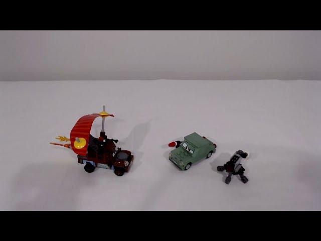Agent Maters Escape (9483)