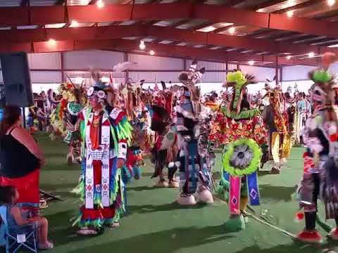 Standing Buffalo Powwow 2017 Sunday Eve GE