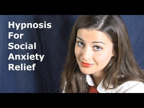 Hypnosis for Sleep with Melanie- Social Stress Relief (Full Session) ASMR 美女催眠師