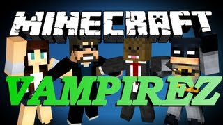 Repeat youtube video SCARY MONSTERS Minecraft Vampirez Minigame w/ SSundee, xRPMx13, and AshleyMarieeGaming
