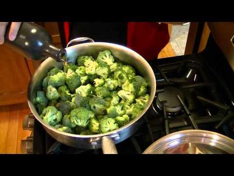 How to Make Pan Roasted Broccoli