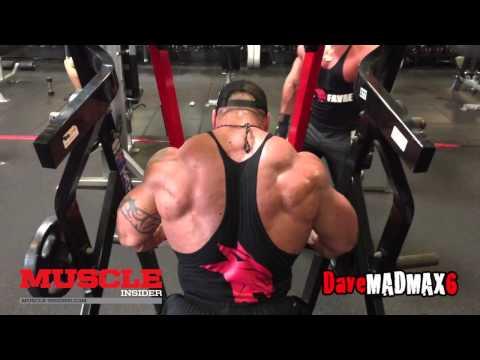 350 lbs French Beast Morgan Aste trains back-Iron Diaries
