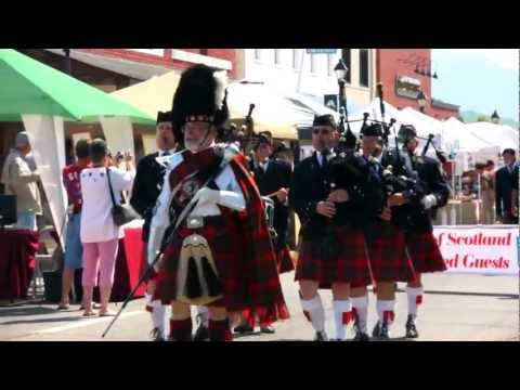 Taste of Scotland Festival - Discover Franklin, North Carolina