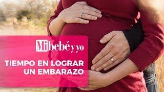 ¿Cuánto tiempo se tarda en Quedar Embarazada?