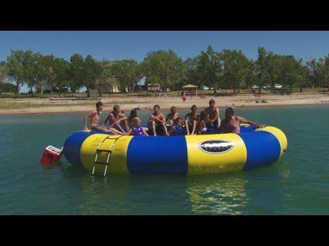 Huntington Reservoir 2015