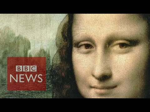 Does Mona Lisa have a hidden personality? BBC News