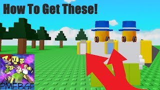 "How To Get The Speed & Invisible Potions In ""prtty much evry bordr gam evr"" 