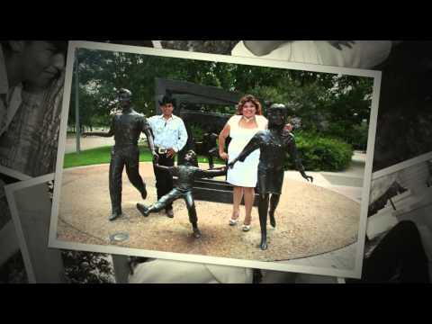 Jose Salvador y Ednita - Canal 43.3 Television de Houston