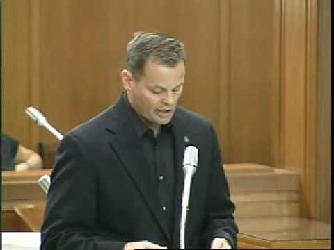 Rep. Scott Bruun on HB 2649: Income Tax Increase
