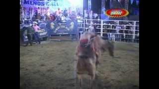 Elmar Sánchez en Acamilpa, Mor. (Derrotados los mejores Toros)