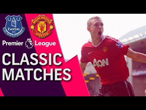 Everton v. Manchester United | PREMIER LEAGUE CLASSIC MATCH | 9/11/2010 | NBC Sports