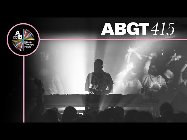 Group Therapy 415 with Above & Beyond and Oliver Heldens