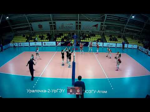 Уралочка-2-УрГЭУ - ЮЗГУ-Атом