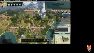 Baixar Fox Den Gaming Live Stream - Beans and JJ play Civ 5
