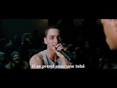 8 Mile (2002) - B-Rabbit vs Papa Doc (VOSTFR)