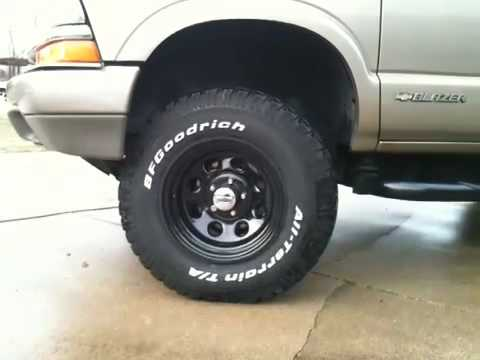 2000 chevy blazer - YouTube