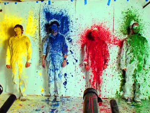 Hidden cuts in OK Go - This Too Shall Pass RGM Version Music Video (HD)