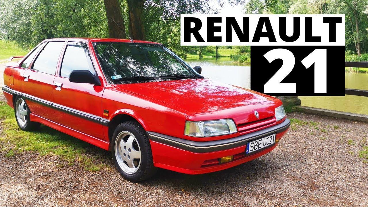 Renault 21 - kryzysowy luksus