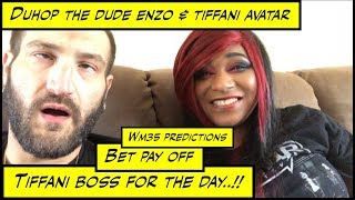 duhop girlfriend is a the boss for a day boyfriend pays off bet lose vlog