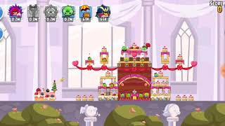 Angry birds friends level 6 (16/2/2019)