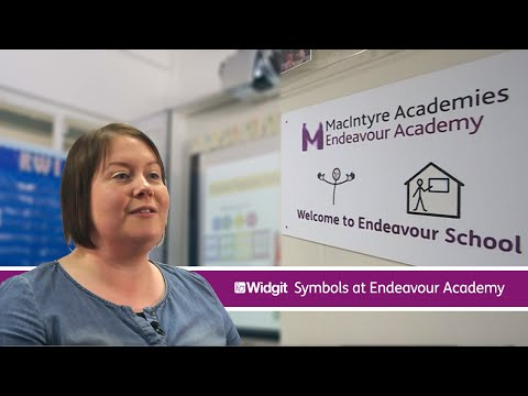 Impact of Widgit Symbols at Endeavour Academy