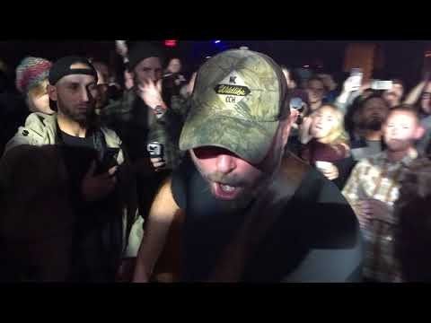 Tim Barry Live - Idle Idylist - Underground Arts - Philadelphia PA 11/10/17