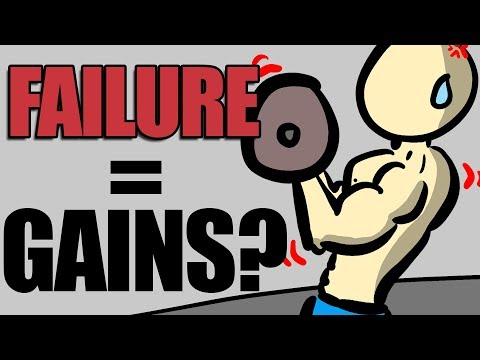 Does Training to FAILURE Improve Muscle Gains? New Science