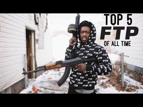 Top 5 FTP Items Of All Time!