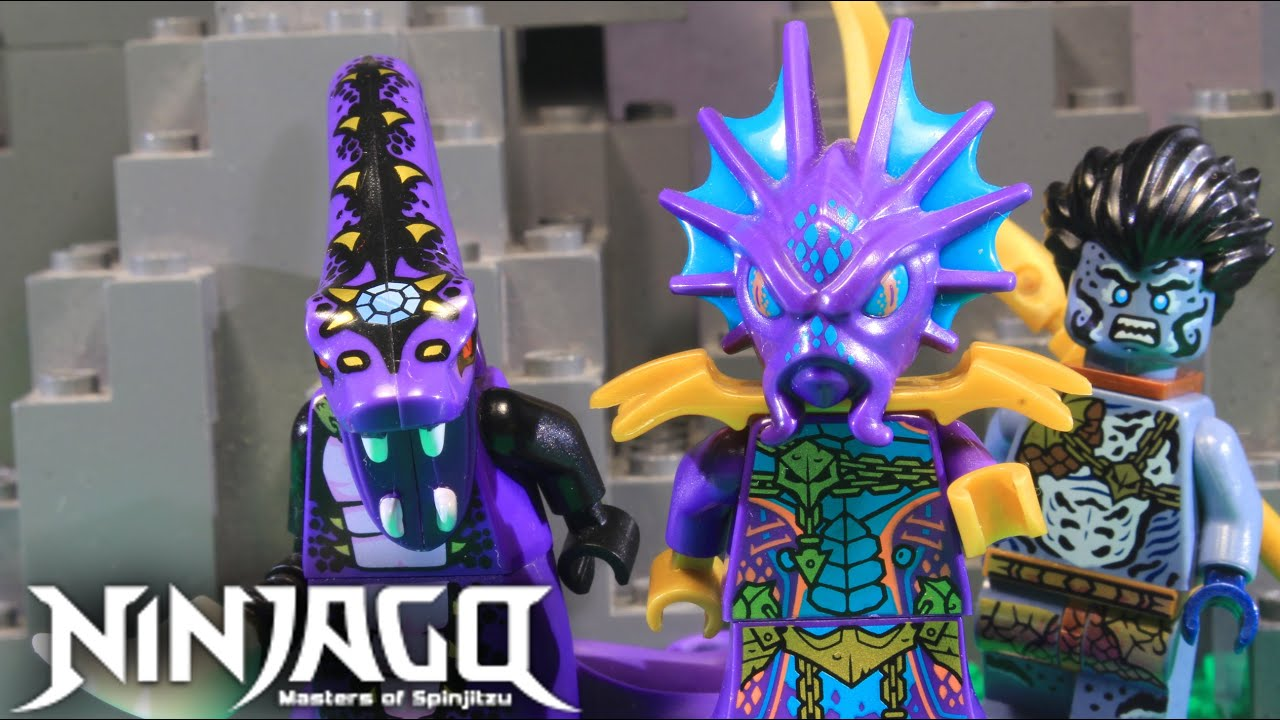Download LEGO Ninjago   Kalmaar's Final Stand