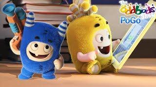 Oddbods Full Episode Compilation  Pogo Baby amp The Oddfather  The Oddbods Show Full Episodes 2018