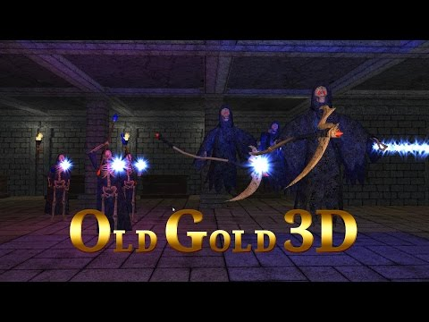 Old Gold 3D - Top First Person Action RPG Game for Android / iOS 2017, Play Offline and Free.