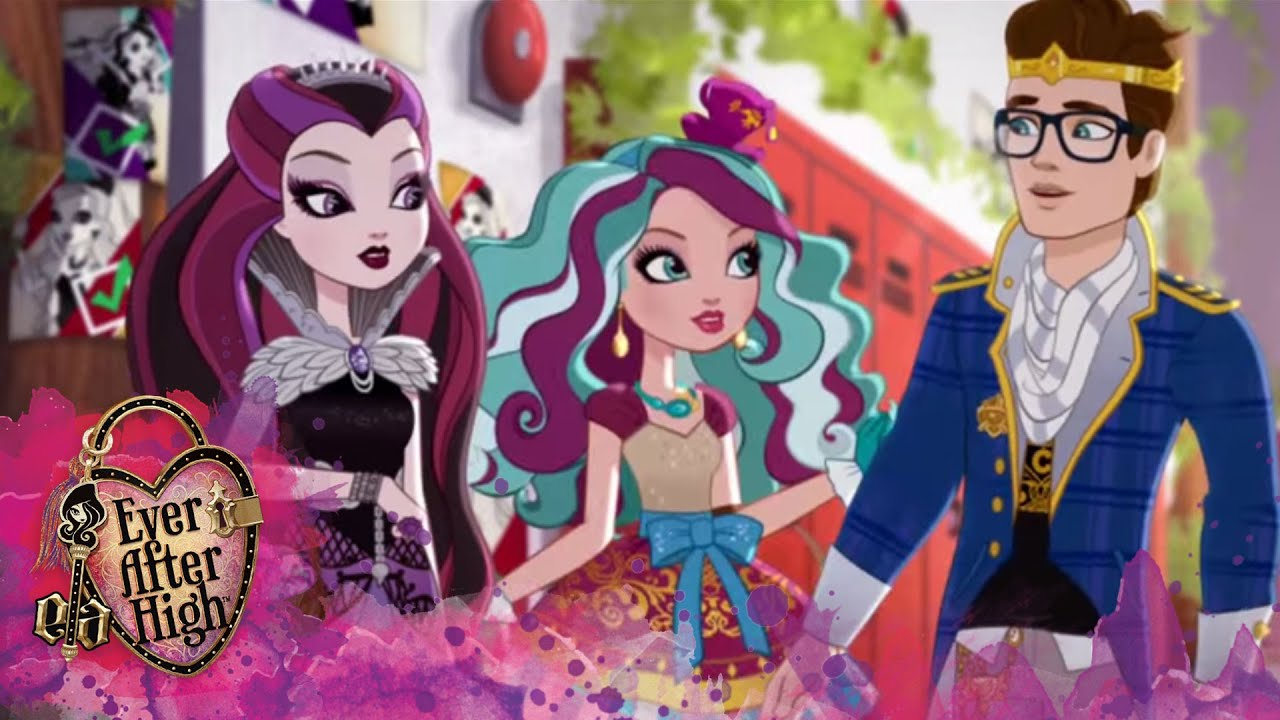 maddieinchief ever after high� youtube