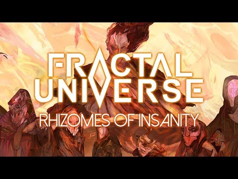 "Fractal Universe ""Rhizomes of Insanity"" (FULL ALBUM) Mp3"