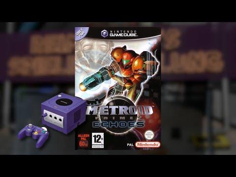 Gameplay : Metroid Prime Echos [GameCube]