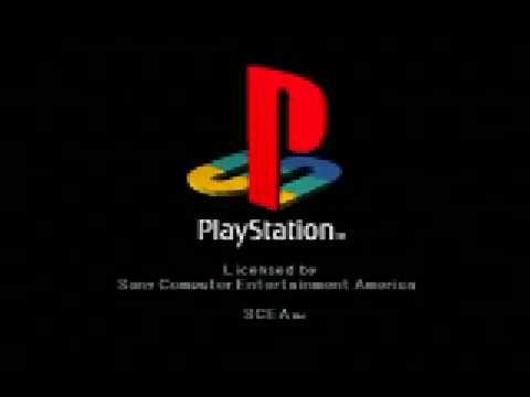Playstation 1 start up! - YouTube